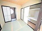 【オープンハウス 37号棟 和室】