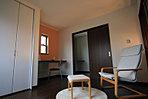■洋室イメージ約6帖。2階には約6帖のお部屋を2つ配置。CLも各お部屋にしっかりあるので、お部屋もすっきり片付きます。
