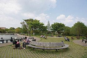 北柏ふるさと公園 1230m(徒歩16分)
