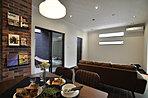 快適に食事の支度ができる広々としたキッチンスペース。(当社施工例)