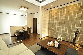 10月22日・23日、現地案内会開催!豪華さを表現した新邸「和彩」が誕生しました。ご家族でお越しください。(当社施工例)
