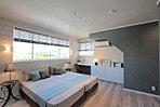 【こだわりの寝室】細部までこだわった寝室で、極上のリラックスタイムを・・ ※イメージ写真です。