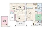 7号地 3,302万円 4LDK+S 土地面積109.38m2、建物面積95.23m2■案内予約 0120-777-130■ハートフルビレッジについて詳しく知りたい方は 「住むだけでしあわせ」で検索