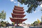 高幡不動尊 現地より徒歩11分(約850m) 由緒ある歴史と豊かな緑に包まれた寺院。お参りだけでなく、お休みの日には散歩コースとしても楽しめます。
