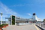 始発もある「保谷」駅ビルには商業施設「エミオ保谷」、24時間営業のSEIYUも直結している。(現地より約1530m 徒歩20分)