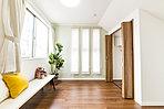 モデルハウス洋室 明るい洋室はお子様が成長しても十分の広さを確保。