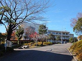 上山口中学校(約400m/徒歩5分)