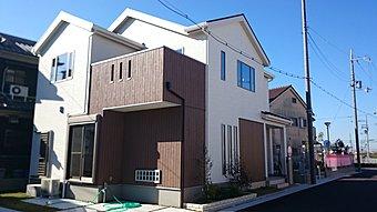 当社施工例:モデルハウス