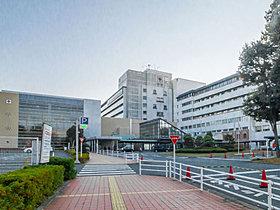 武蔵野赤十字病院 距離2160m