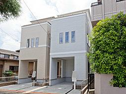 【どちらの棟も4LDK・お子様に自分の部屋をあげられそうです】 世田谷区中町・飯田産業
