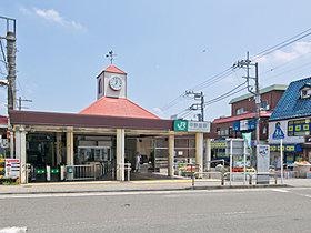 JR南武線「中野島」駅まで徒歩15分