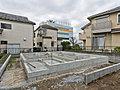 ~SAFE365で地震の揺れを吸収する家QUIE~【下麻生第3】全5棟。カースペース2台分。