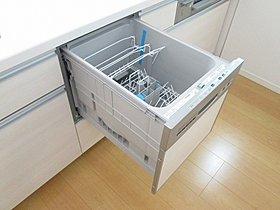 (同仕様) 忙しいママに嬉しい、ビルトイン型食洗機