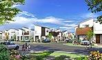 【全133区画のビッグスケールタウン】 大上住宅が笑顔のあふれる街づくりをお手伝い。