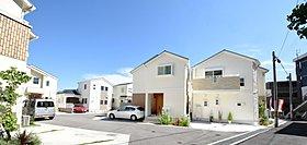 憧れの神戸エリアに全12邸の街が完成!