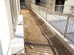 【現地お庭スペース写真】明るく広々したお庭スペースも魅力(^^♪陽当りが良いので家庭菜園等に最適(^^♪【ベルヨコハマ Tel 045-509-1009】