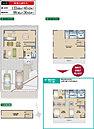 新築分譲住宅No.3  土地面積:133.66m2 建物面積:99.36m2