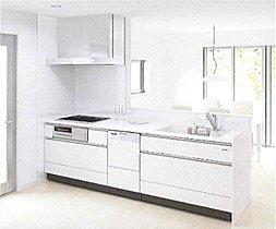 ■タカラシステムキッチン IHクッキングヒーター、食洗機