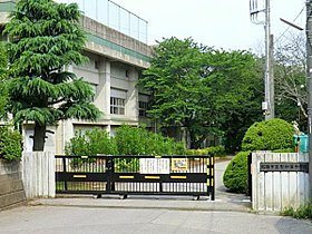 古和釜中学校■650m
