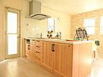 こんな可愛い理想のキッチンでしたら、毎日明るい気持ちで家事ができて楽しそう。。。