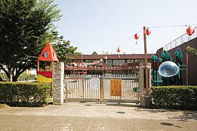 徒歩9分の「みよしの幼稚園」