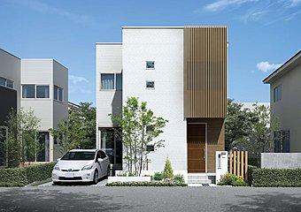敷地広々43坪。建築条件付売地1区画。完全フリープランで世界にひとつのわが家づくり。