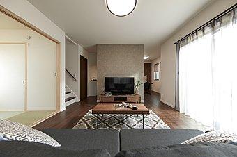 E1-5-13号邸は太陽光発電&エネファームのW発電住宅。