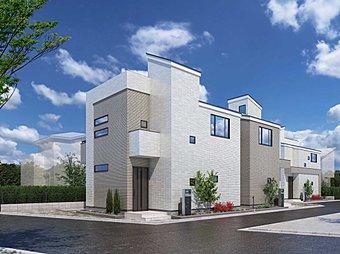 【バシレイオン三鷹III期 2017年1月上旬完成予定】プライベート・スパと屋上庭園のある家はまるでリゾートにいるかのような暮らし。
