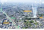 由緒ある緑豊かな街<北小金>。あじさい寺で有名な本土寺近くの閑静な住環境と北小金駅徒歩8分の利便性が魅力の分譲地です。