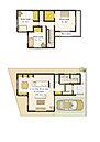 ■ゆうぐれの家■ 販売価格:2,380万円(税込) 土地面積:101.64m2(29.23坪) 建物面積:97.08m2(29.36坪)