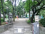 動坂公園まで42m