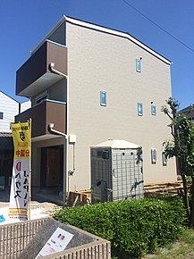 (イメージパース) 京阪本線「守口市」駅歩5分の立地! 環境の良い住宅地です!