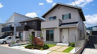 亀岡千代川町についに分譲住宅が完成!JR千代川駅より徒歩9分