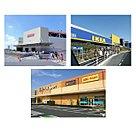 コストコ新三郷店(車で29分11.6km) ららぽーと新三郷店(車で29分11.6km):施設内にはラウンドワンなどお店が沢山。休日のお出かけ先にも最適です。