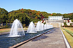 四季の変化を楽しむことができる須磨離宮公園まで徒歩1分。定期的にイベント等も行われており、お子様がいるご家庭の方にも嬉しい環境です。