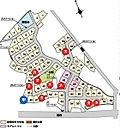 建築条件付宅地9区画