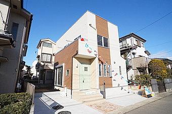 【完成済】東武スカイツリーライン「武里」駅徒歩18分 いつでも内覧出来ます。お気軽にお問い合わせ下さい。