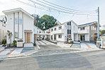 外観写真(平成28年3月撮影)【家具付モデルハウス分譲】