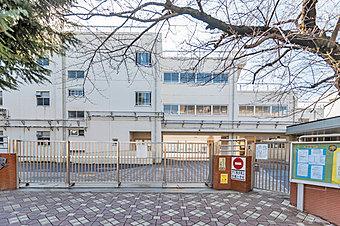 寺尾小学校 徒歩6分(約420m)