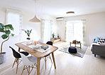 設備・仕様は、いずれも有名メーカーの製品のなかから住宅資材のプロフェッショナルが性能や価格など その時、その場所に応じて最適なものを厳選して提供します。