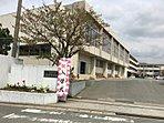 筑紫野中学校まで徒歩約6分(約560m)