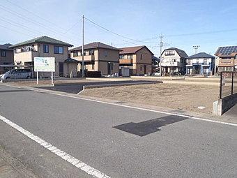 パナホーム・コート箱田南(2014年12月13日撮影)