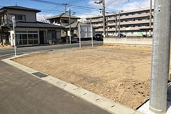 パナホーム・コート伊勢崎駅北/JR伊勢崎駅より徒歩約12分の閑静な住宅街。