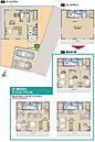 新築分譲住宅No.2  4,670万円 土地面積:160.17m2 建物面積:103.53m2