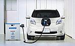 ソラリスヴィータ南柏8期は、電気自動車(EV)を活用した次世代エネルギーに対応しています。専用のEVパワーステーションを設置することで、日産リーフをご家庭の電源としてお使いいただけます。
