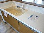 施工例 システムキッチン ビルトイン食洗器付き