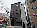 【理想の住まいをナビゲーション】蕨市中央 新築戸建 全5棟