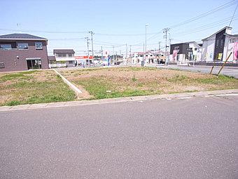 土地外観写真