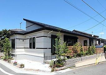 【外観】横浜白山第28期~日本土地建物の平屋~ (53-7号棟)