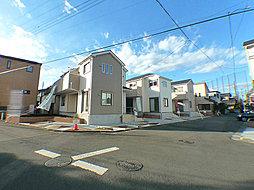 小田急線 相模大野駅 全7棟の開発分譲地 6m公道面の整形地 ...